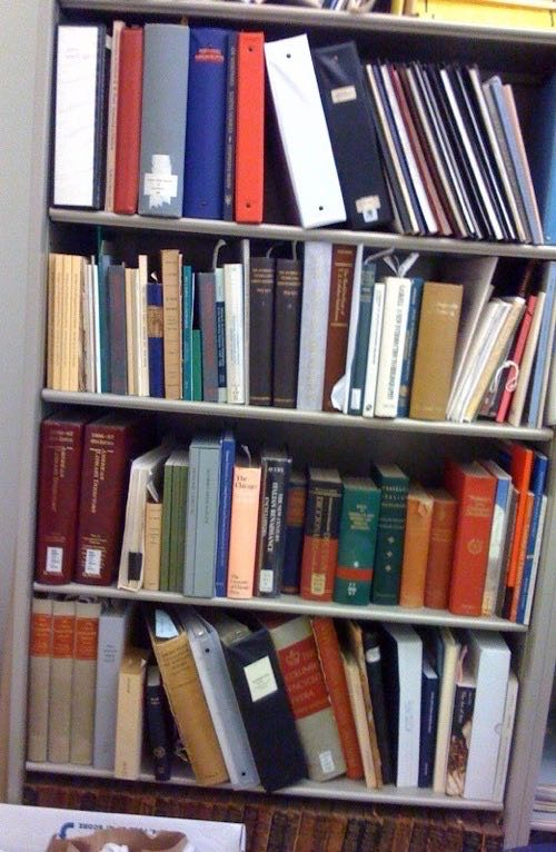 The Endless Bookshelf Simply Messing About In Books By Henry Wessells Archive September October 2009