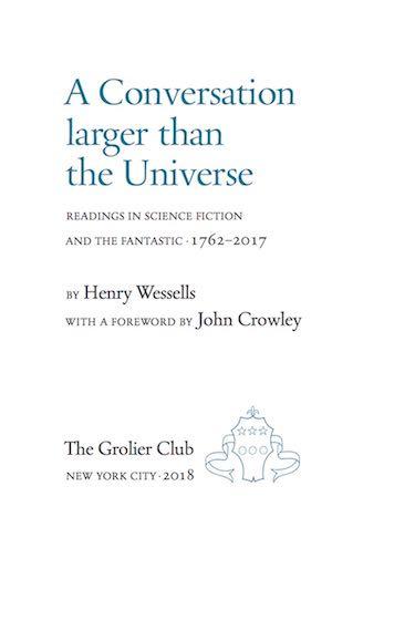 A Conversation larger than the Universe