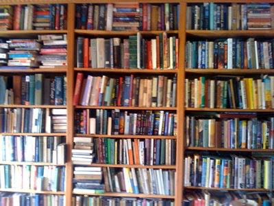 the endless bookshelf simply messing about in books by henry wessells shelves - Picture Of Book Shelf