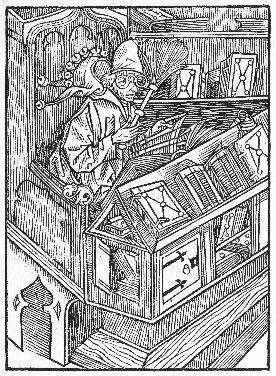 Buchnarr, 1494. Ware! Ware! Ware the Book-Fool!