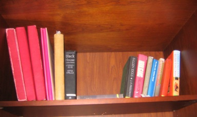 Hotel Bookshelf : Left Behind