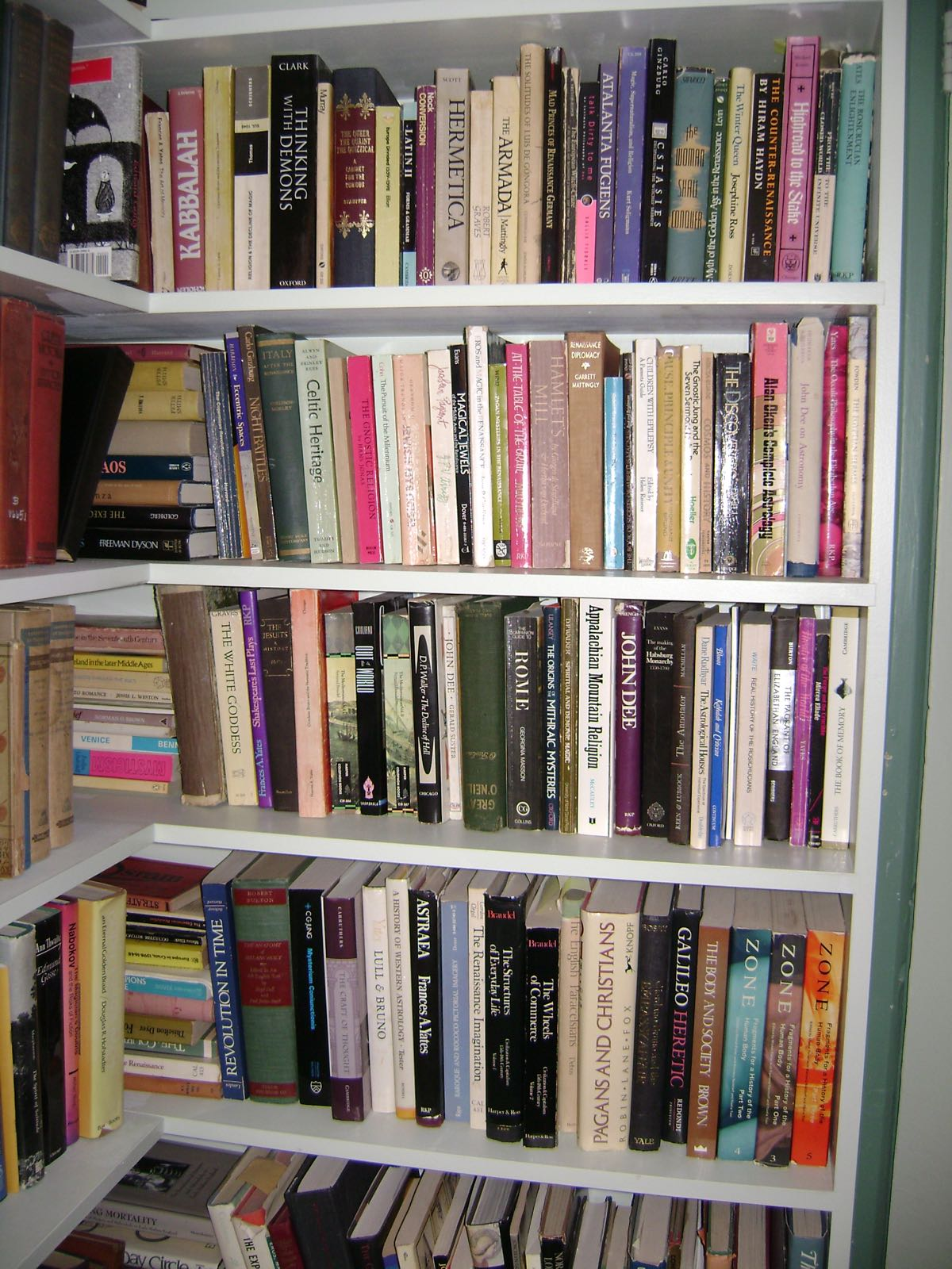 The Endless Bookshelf : Simply Messing About In Books By Henry Wessells :  Archives February To November 2008