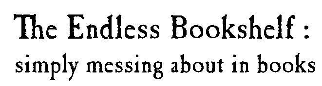 The Endless Bookshelf